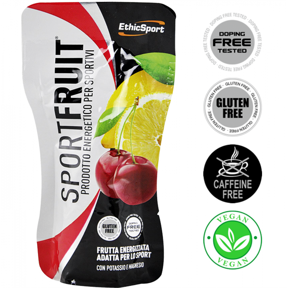 Sport Fruit Cherry 42 г