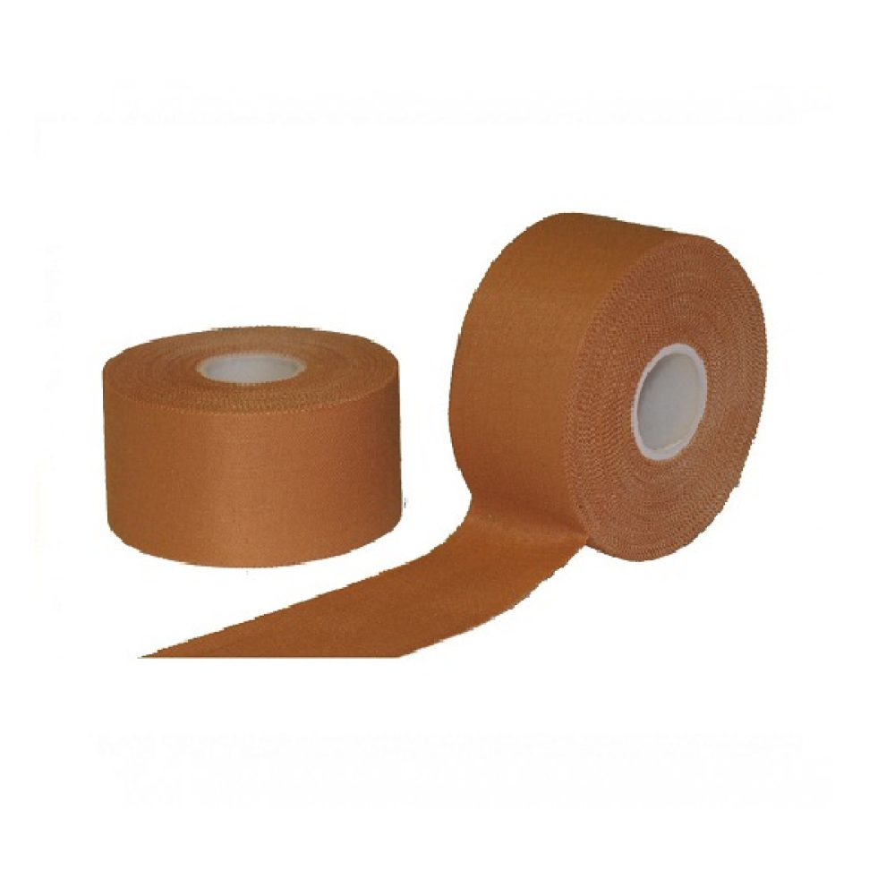 Тейп MS TAPE зі штучного шовкового волокна (цинк оксид) 3.8 см x 13.7 м